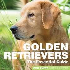 ESSENTIAL GUIDE TO GOLDEN RETRIEVERS