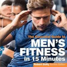 Men's Fitness in 15 minutes