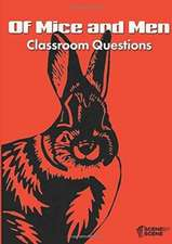 Of Mice and Men Classroom Questions