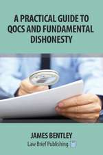 A Practical Guide to QOCS and Fundamental Dishonesty