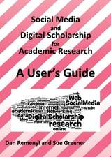 Social Media and Digital Scholarship Handbook