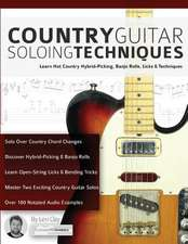 Country Guitar Soloing Techniques