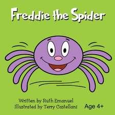 Freddie the Spider