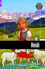 Heidi - Foxton Reader Level-2 (600 Headwords A2/B1)