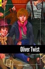 Oliver Twist - Foxton Reader Level-3 (900 Headwords B1) with free online AUDIO