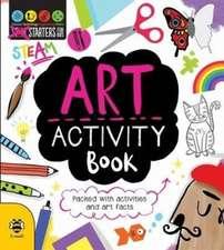Art Activity Book (STEAM)