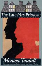 The Late Mrs. Prioleau