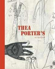 Thea Porter's Scrapbook