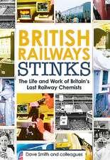 British Railway Stinks: The Last Railway Chemists