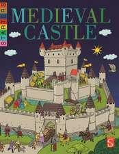 Pierce, N: Starters: Life In A Medieval Castle