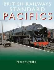 Tuffrey, P: British Railways Standard Pacifics