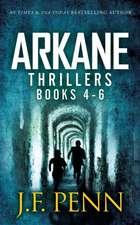 ARKANE Thriller Boxset 2