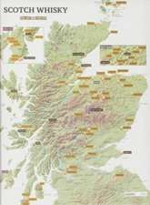 Whisky Distilleries Collect and Scratch Print