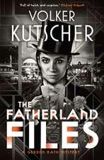 Kutscher, V: Fatherland Files