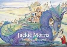 Jackie Morris Tell Me a Dragon 10 Postcard Pack