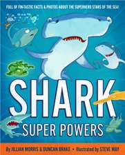 Shark Super Powers