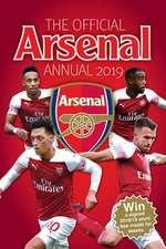 Official Arsenal Annual 2020