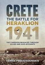 Battle for Heraklion. Crete 1941