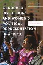 GENDERED INSTITUTIONS WOMENS POLITICAP
