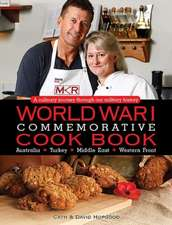 World War I Commemorative Cook Book