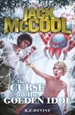 Chronicles of Jack McCool - The Curse of the Golden Idol