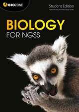 Biology for NGSS Student Edition