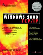 Troubleshooting Windows 2000 TCP/IP