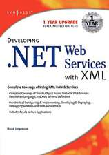 Developing .Net Web Services With XML
