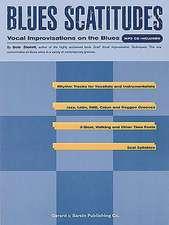 Blues Scatitudes: Vocal Improvisations On The Blues