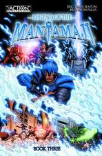 Legend of the Mantamaji Book Three