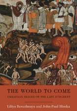 The World to Come – Ukrainian Images of the Last Judgment