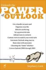 Link' Em Up on Outlook:  Outlook 2000, Outlook 2002, Outlook 2003