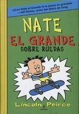 Nate El Grande Sobre Ruedas # 3