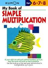 My Book of Simple Mulitiplication