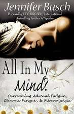 All in My Mind:  A Cooper Brothers Novel