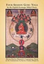 Four-Session Guru Yoga by Miky Dorje