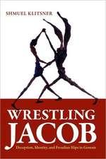 Wrestling Jacob