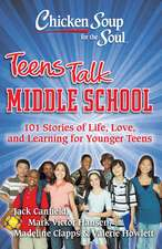 Middle School:  101 Stories of Life, Love, and Learning for Younger Teens