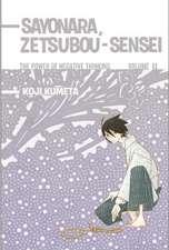 Sayonara, Zetsubou-sensei 11: The Power of Negative Thinking