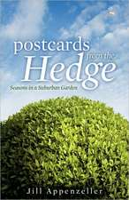 Postcards from the Hedge Hb