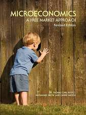 Microeconomics:  A Free Market Approach