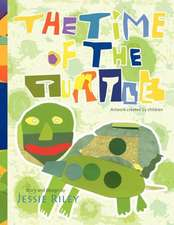 The Time of the Turtle Coloring Book