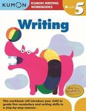 Writing, Grade 5