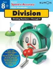 Division:  Dividing Numbers 1 Through 9