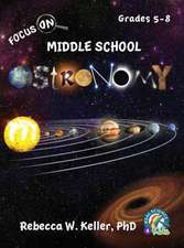 Focus on Middle School Astronomy Student Textbook (Hardcover)