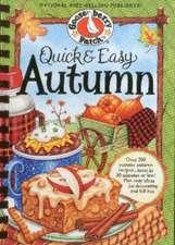 Quick & Easy Autumn