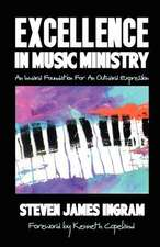 Excellence in Music Ministry