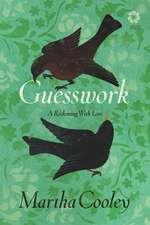 Guesswork: A Memoir in Essays