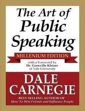 The Art of Public Speaking - Millenium Edition