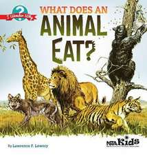 What Does an Animal Eat?. by Lawrence F. Lowery:  How to Escape the Wrath of American Women and Live Like a King